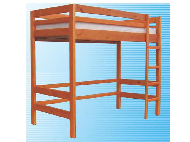 фото кровать чердак юнга