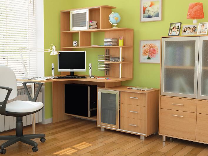 Мебель компьютерные столы угловые - interior.