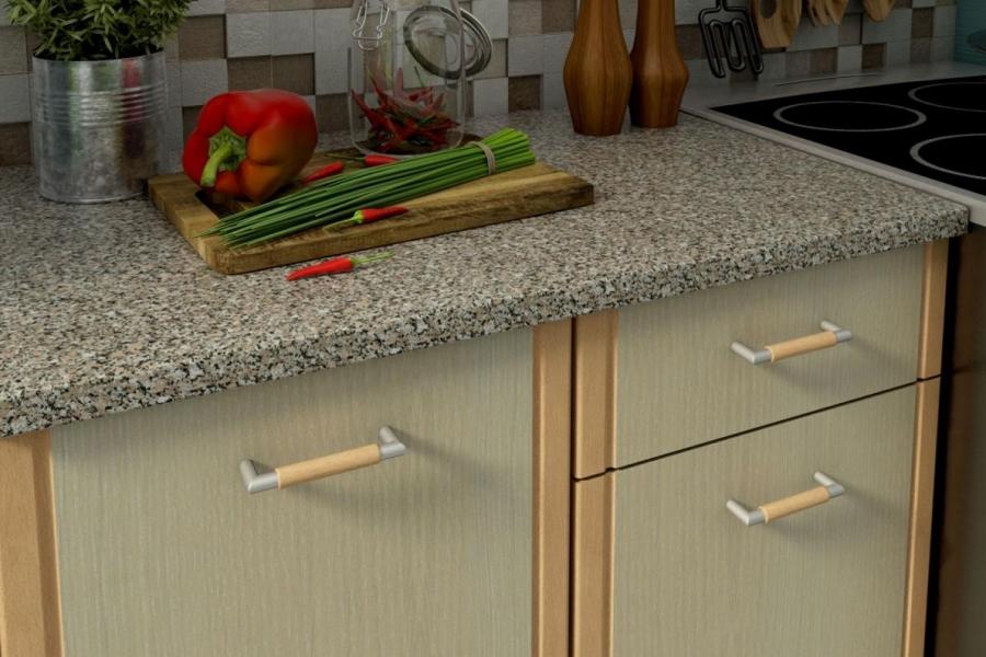 кухня бланка угловая левая - фото 5